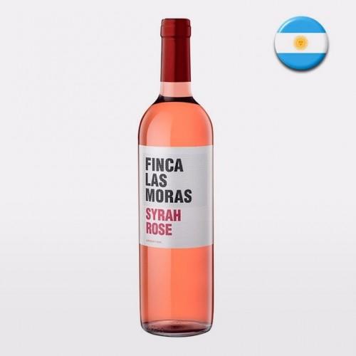 VINHO FINCA LAS MORAS SYRAH ROSE
