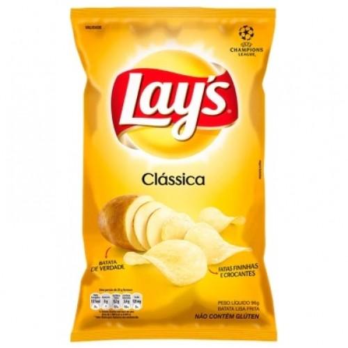 Batata Lay`s  Clássica 80g