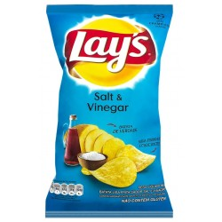 Batata Lay`s Salt & Vinegar 80g