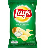 Batata Lay`s Sour Cream 80g