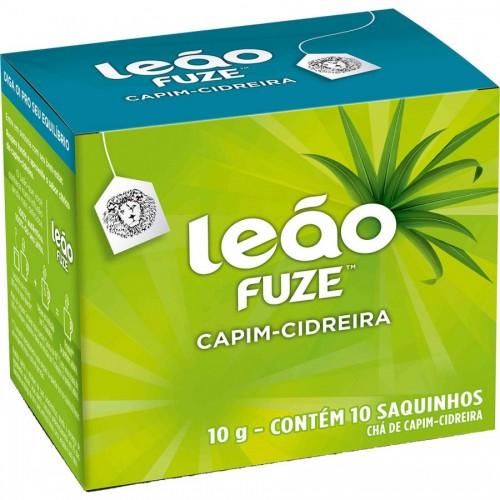 CHA LEAO CAPIM CIDREIRA
