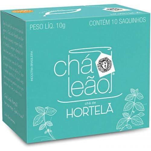 CHA MATE LEAO HORTELA 15x1,5g