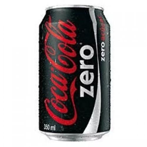 Coca Cola lata zero