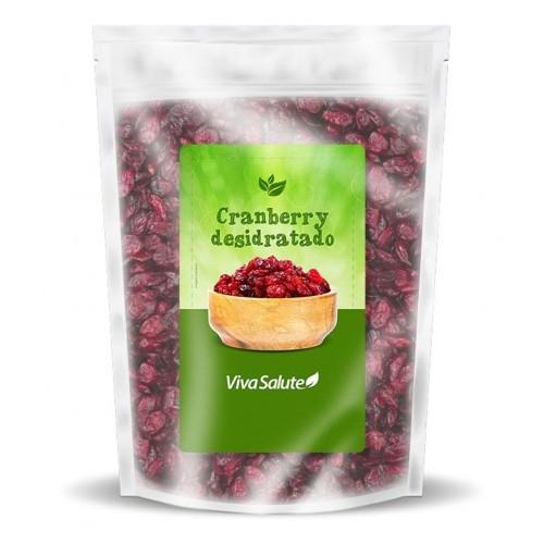 Cranberry Premium Desidratada Nativa 350g