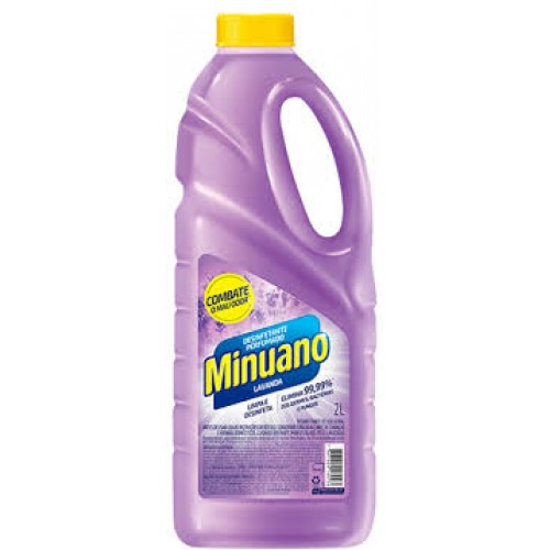 Desinfetante Minuano Lavanda 2lts