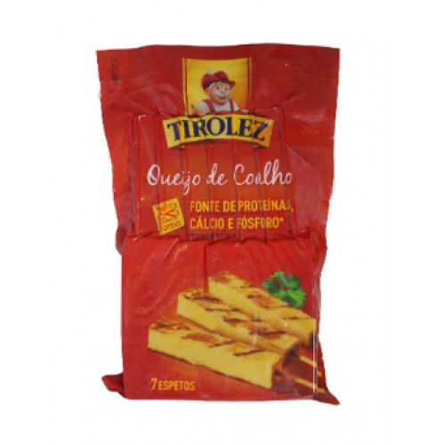 Queijo de Coalho Tirolez - 7 Espetos