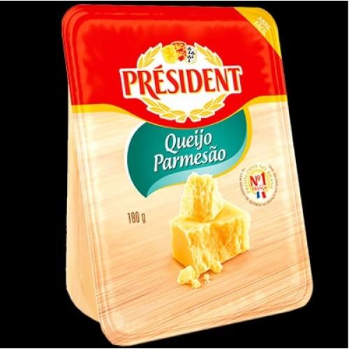 Queijo Tipo Parmesão -  President  180g