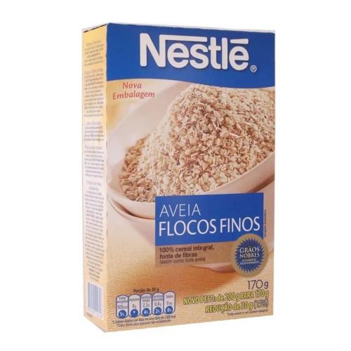 Aveia Flocos Finos - Nestlé 170 g