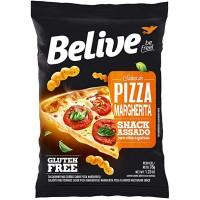 Belive Snack Pizza Margherita S/Glutén - 0% Lactose