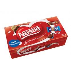 Caixa de Bombom Nestle Especialdidades 251g
