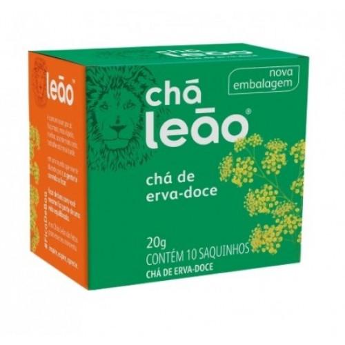 CHA MATE LEAO  ERVA DOCE  15x2g