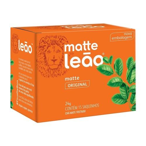 CHA MATE LEAO  ORIGINAL 15x1,6g