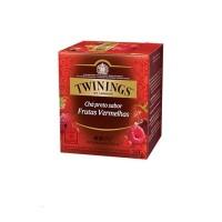 Cha Preto Twinings Frutas Vermelhas  10x2g
