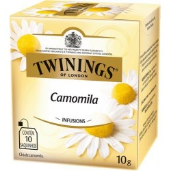 Cha Twinings Camomila  10x1g