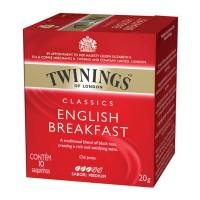 Cha Twinings English Breakfast  10x2g