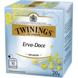 Cha Twinings Erva Doce  10x2g