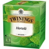 Cha Twinings Hortelã 10x1,75g