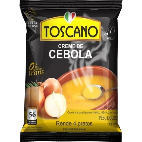 Creme de Cebola Toscano 65g