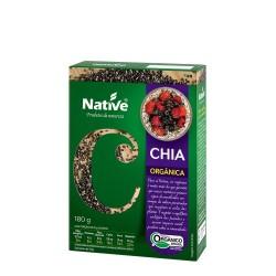 Semente de Chia Nativa Ecologica 300g