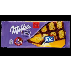 chocolate Milka TUC - 87 Gr