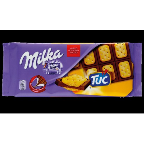 chocolate Milka TUC - 87 Gr