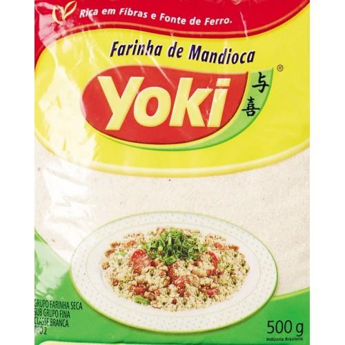 FARINHA DE MANDIOCA - YOKI 500G