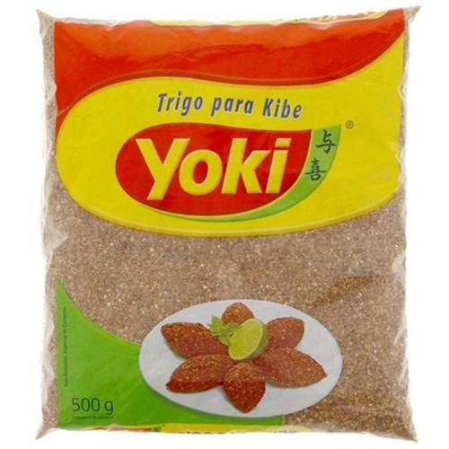 FARINHA DE TRIGO PARA KIBE YOKI 500 G