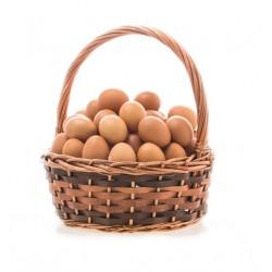 Ovo Caipira - da Serra 12 Ovos