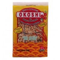 Barra Crocante de Arroz Integral Okoshi 200g