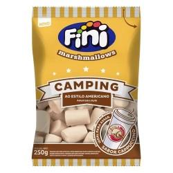 Marshmallows Camping  Sabor Cappucino - Fini 250g