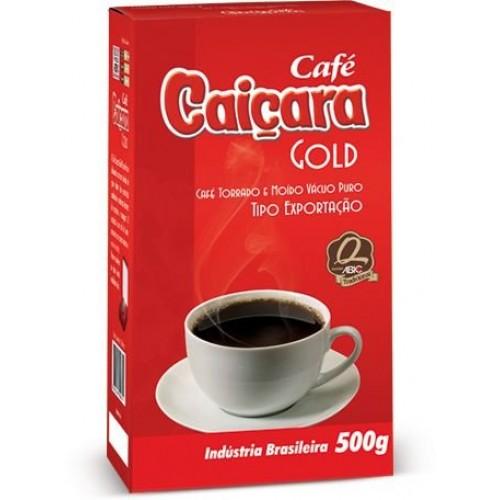 Café Torrado e Moído Caiçara Gold 500 g