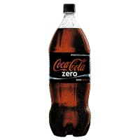 Coca Cola Zero Açucar Gelada 2L