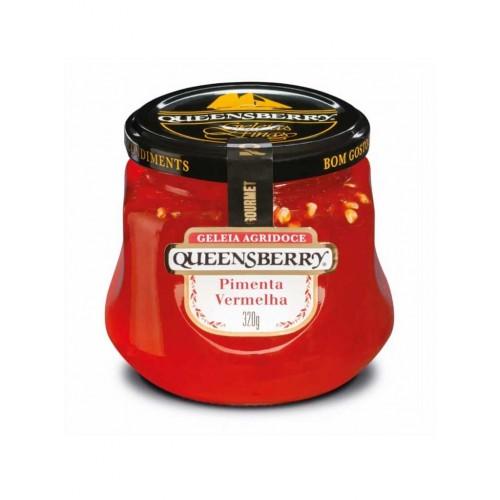 Molho Agridoce Queensberry  Pimenta Vermelha 320 g