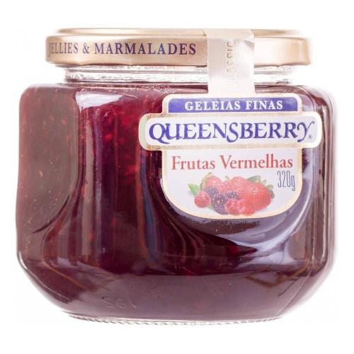 Geleia Queensberry Frutas Vermelhas 320 g