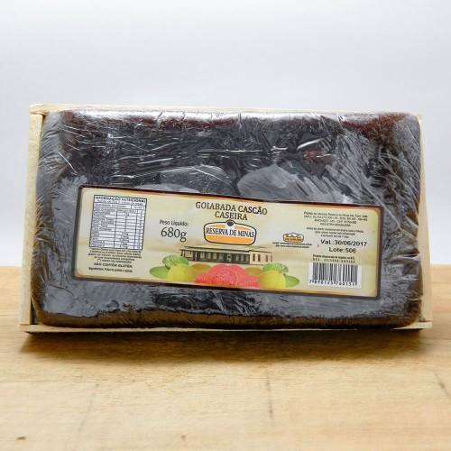 Goiabada Cascão Caseira 680 g