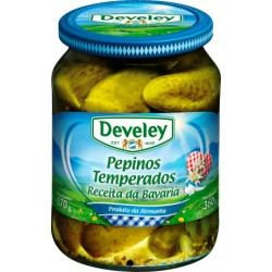 Pepinos Temperados Develey 360 g