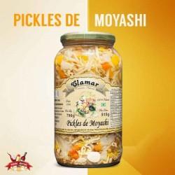 Pickles de Moyashi Clamar 385 g