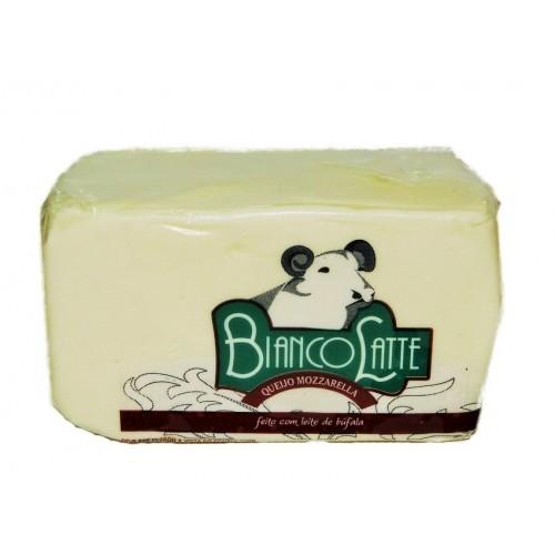 Queijo Mozzarella Búfala Barra - Bianco Latte 530 gr