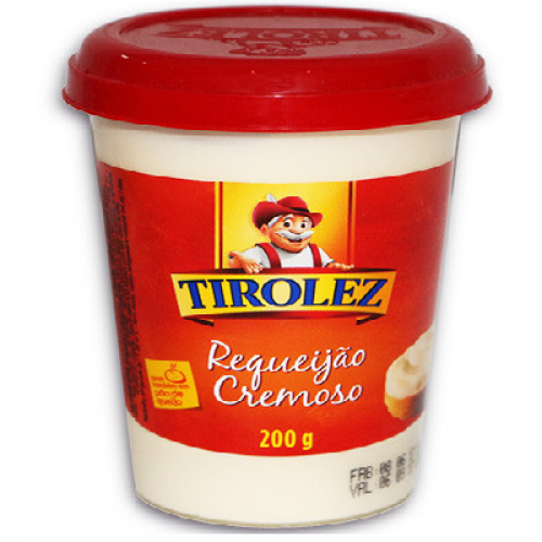 Requeijão - Tirolez 200 g