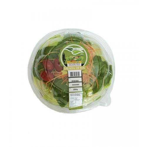 Salada Detox Higienizado - Vale Verde 250 Gramas