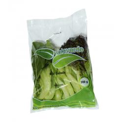 Salada Mix Pré-Lavado - Vale Verde 200 Gramas