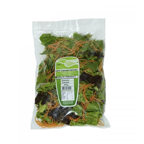 Mista com Cenoura  Higienizado - Vale Verde 200 Gramas