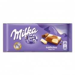 chocolate Milka Kuhflecken - 100 Gr