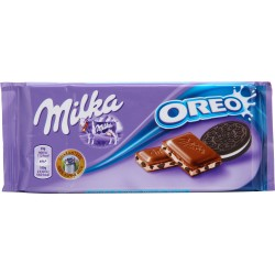 Chocolate Milka Oreo - 100 Gr