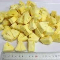 Abacaxi Congelado - Fruta 1 kg