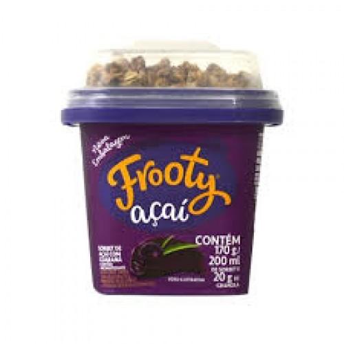 Açaí Pote Original com Granola - Frooty 200 ml