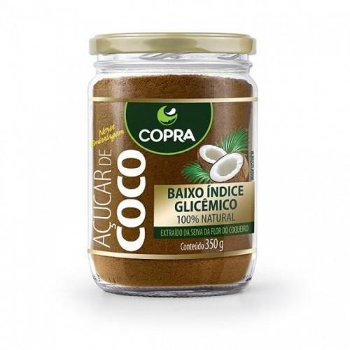 Açúcar de Coco Copra - 350 Gr