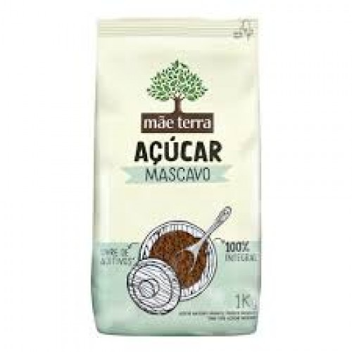 Açúcar Mascav0 Mãe Terra 400 G