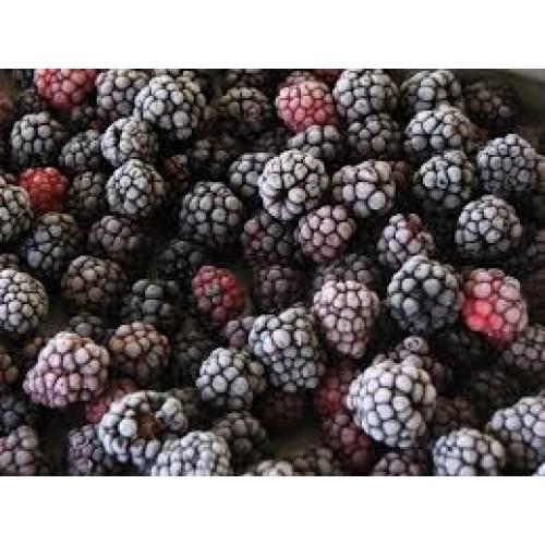 Amora Congelada - Fruta 1 kg