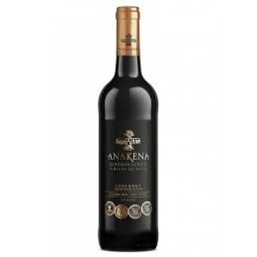 Vinho Anakena  Cabernet Sauvignon - 2019 - 750 ML